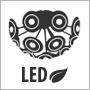 LED loftlamper