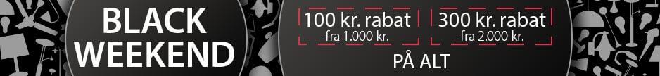 Spar op til 300 kr. på alt