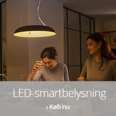 Smart Home belysning