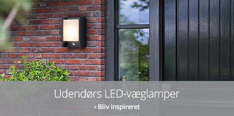 LED-udendørsbelysning