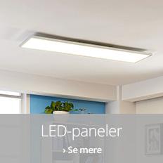 LED-paneler til virksomheder