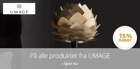 UMAGE -15 %