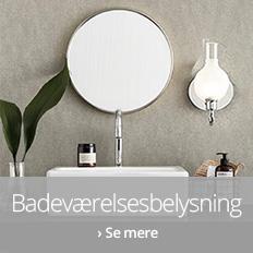 Til badeværelseslamper