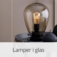 Glaslamper