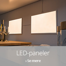 Til LED-paneler