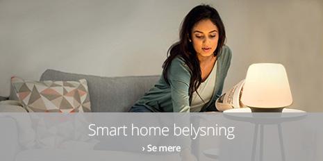 Se smart home belysning