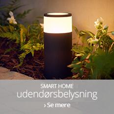 Smart Home udendorsbelysning