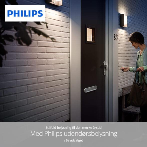 Se lamper fra Philips