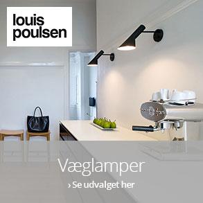 Louis Poulsen væglamper