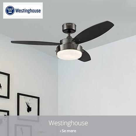 Ventilatorer fra Westinghouse