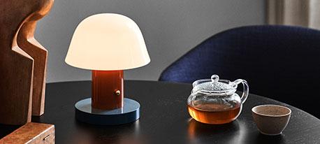 Setago JH27 bordlampe