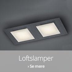 Loftlamper fra BANKAMP