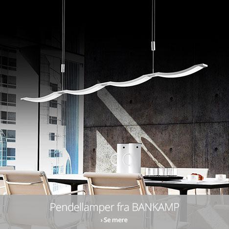 Pendel lamper fra BANKAMP