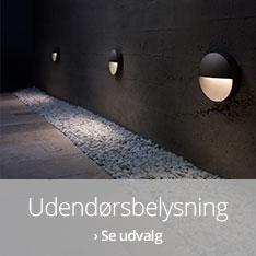 Udendørsbelysning