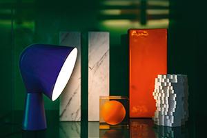 Foscarini Binic designerbordlampe