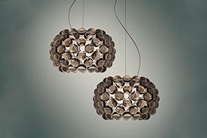 Foscarini Caboche Plus piccola LED-hængelampe