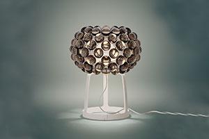 Foscarini Caboche Plus LED-bordlampe