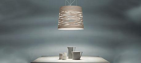 Foscarini Tress grande LED-pendellampe