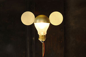 I Ricchi Poveri Toto - designer bordlampe