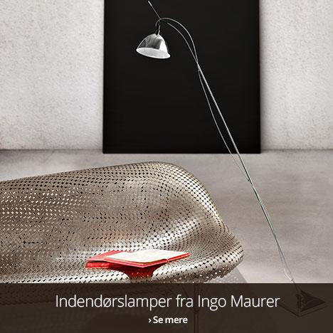 Indendørslamper fra Ingo Maurer