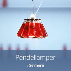Pendel lamper fra Ingo Maurer