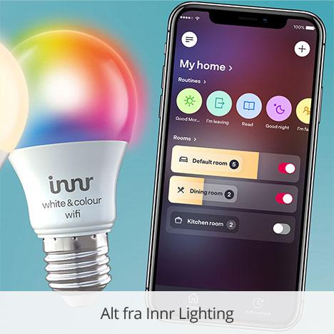 Alt fra Innr Lighting