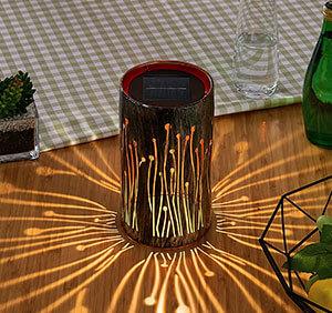 LED-solcellelampe Tamol