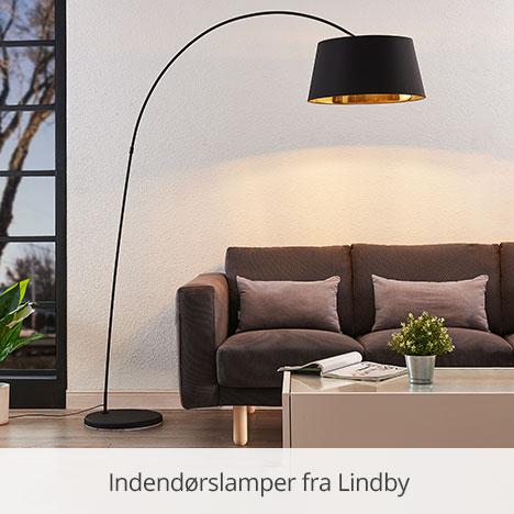 Indendørslamper fra Lindby