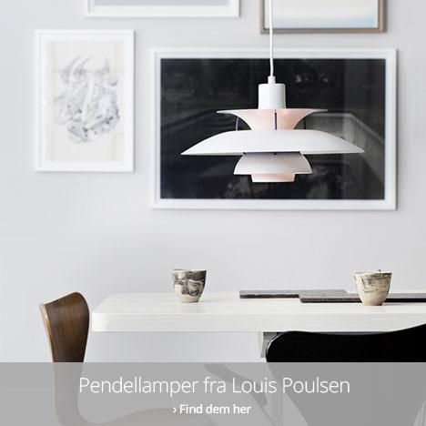 Pendel lamper Louis Poulsen