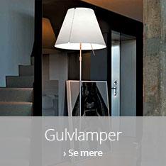 Gulvlamper fra Luceplan