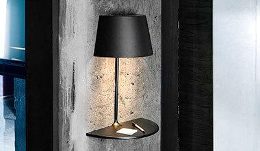 Illusion Half - Designer Væglampen