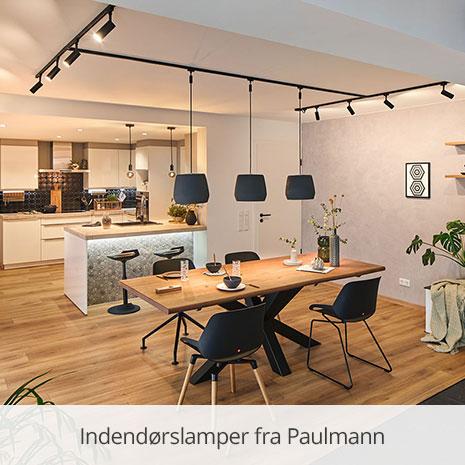Indendørsbelysning fra Paulmann