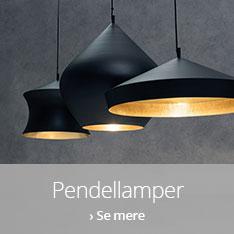 Pendel lamper fra Tom Dixon
