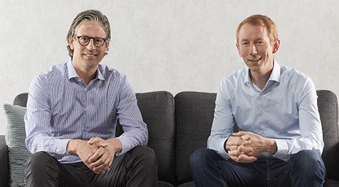 Dr. Oliver Merz - CFO, Thomas Rebmann - Grundlægger og CEO.