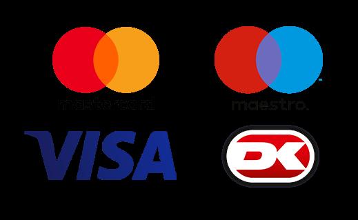 Kreditkort hos Lampegiganten.dk