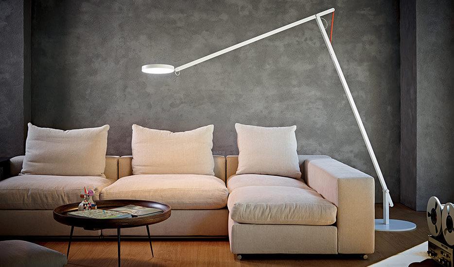 gulvlampe