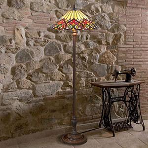 gulvlampe uplight