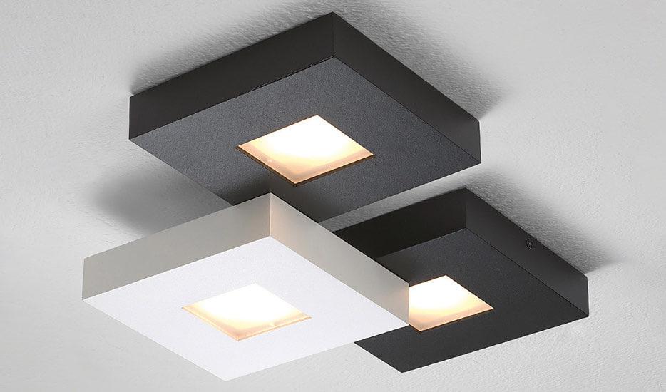 Loftlamper til soveværelset