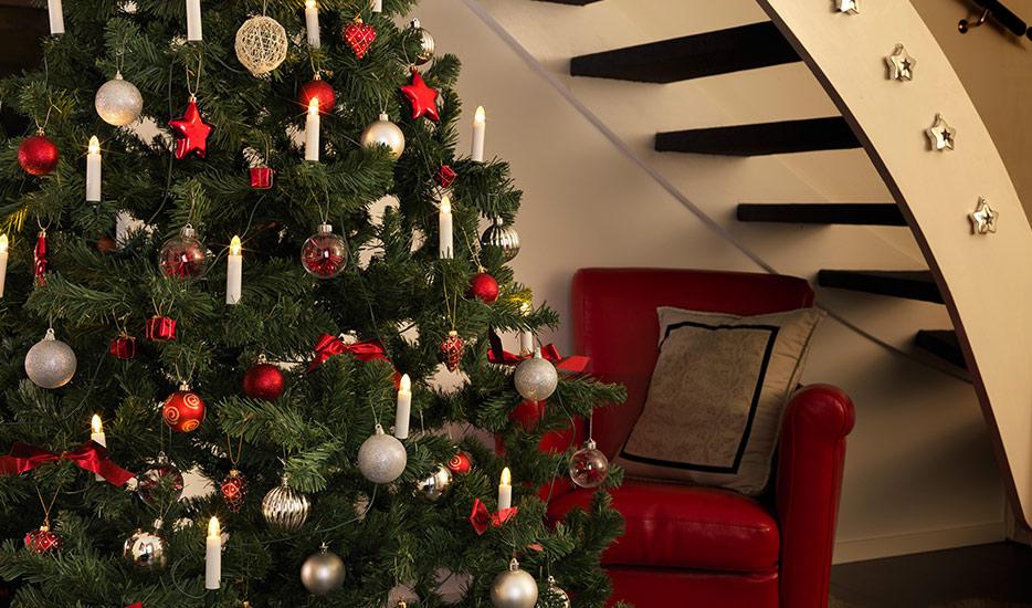 reservepærer til julebelysningen