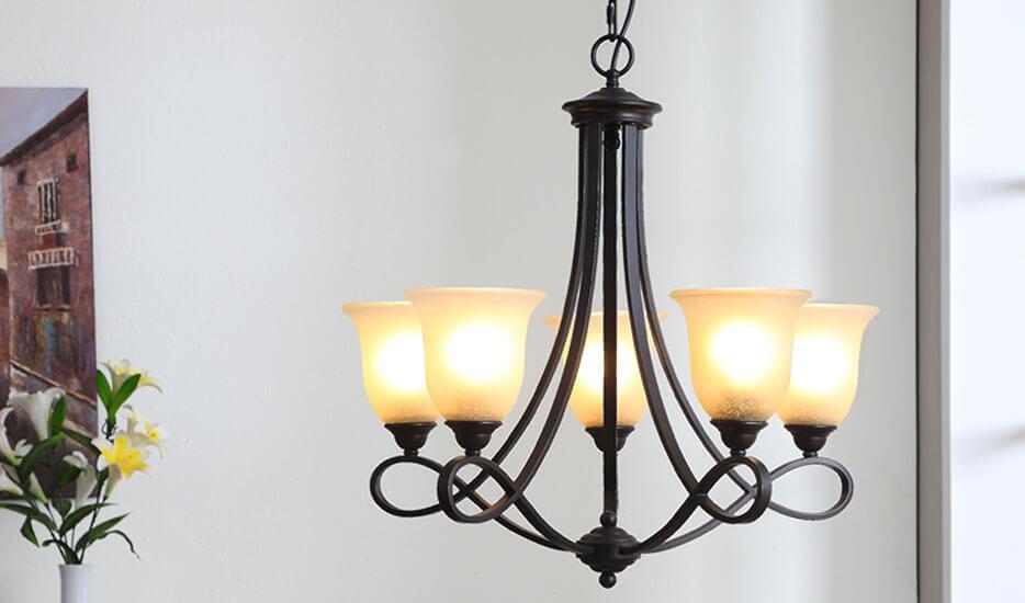 Landlige hængelamper og rustikke pendellamper | Lampegiganten.dk