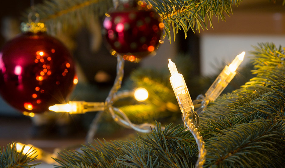 kunstige juletræ