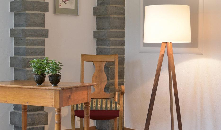 led lamper gulvlampe