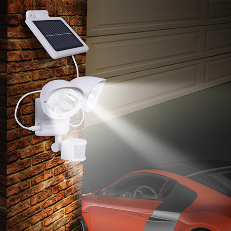 Udendørs LED-spot