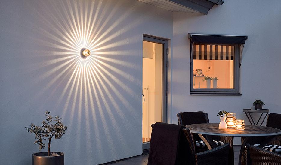 LED udendørslamper