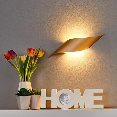 LED-væglamper
