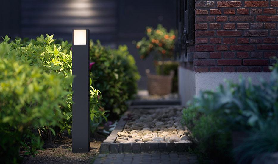 LED vejlamper