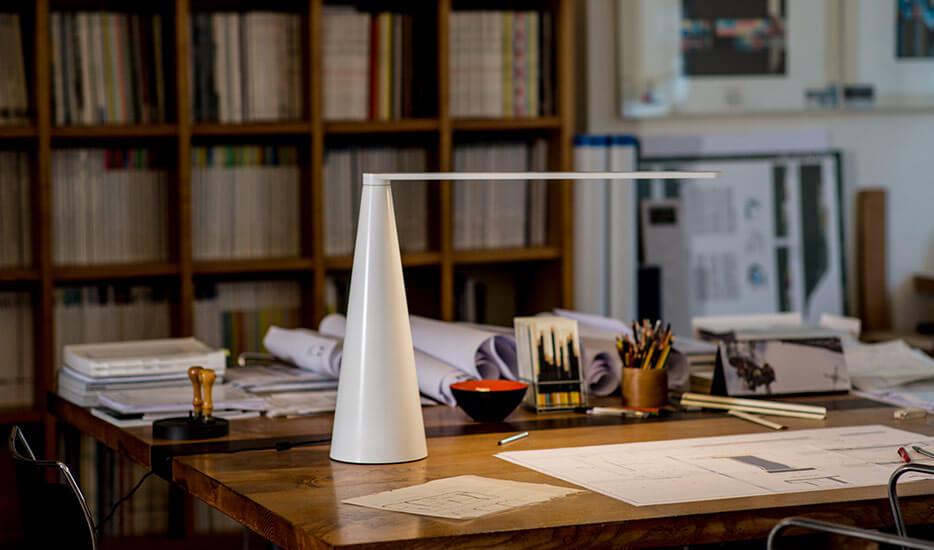 skrivebordslampe moderne design