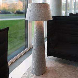 led-gulvlamper
