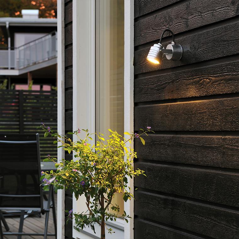 Skab perfekt belysning udendørs