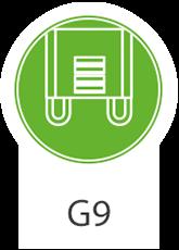 G9-lyspærer